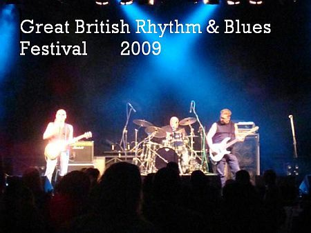 Mark Thornley Band  Great British Rhythm & Blues Festival