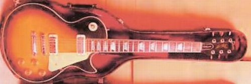 Mark Thornley's 1980 Gibson Les Paul Deluxe