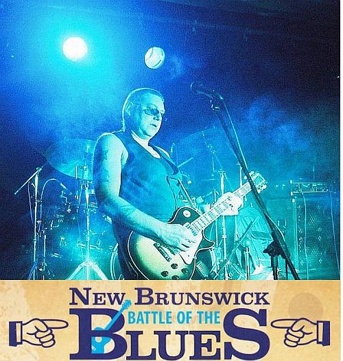 Mark Thornley Band   New Brunswick Battle Of The Blues